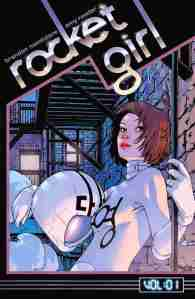 Rocket Girl by Montclair and Reeder