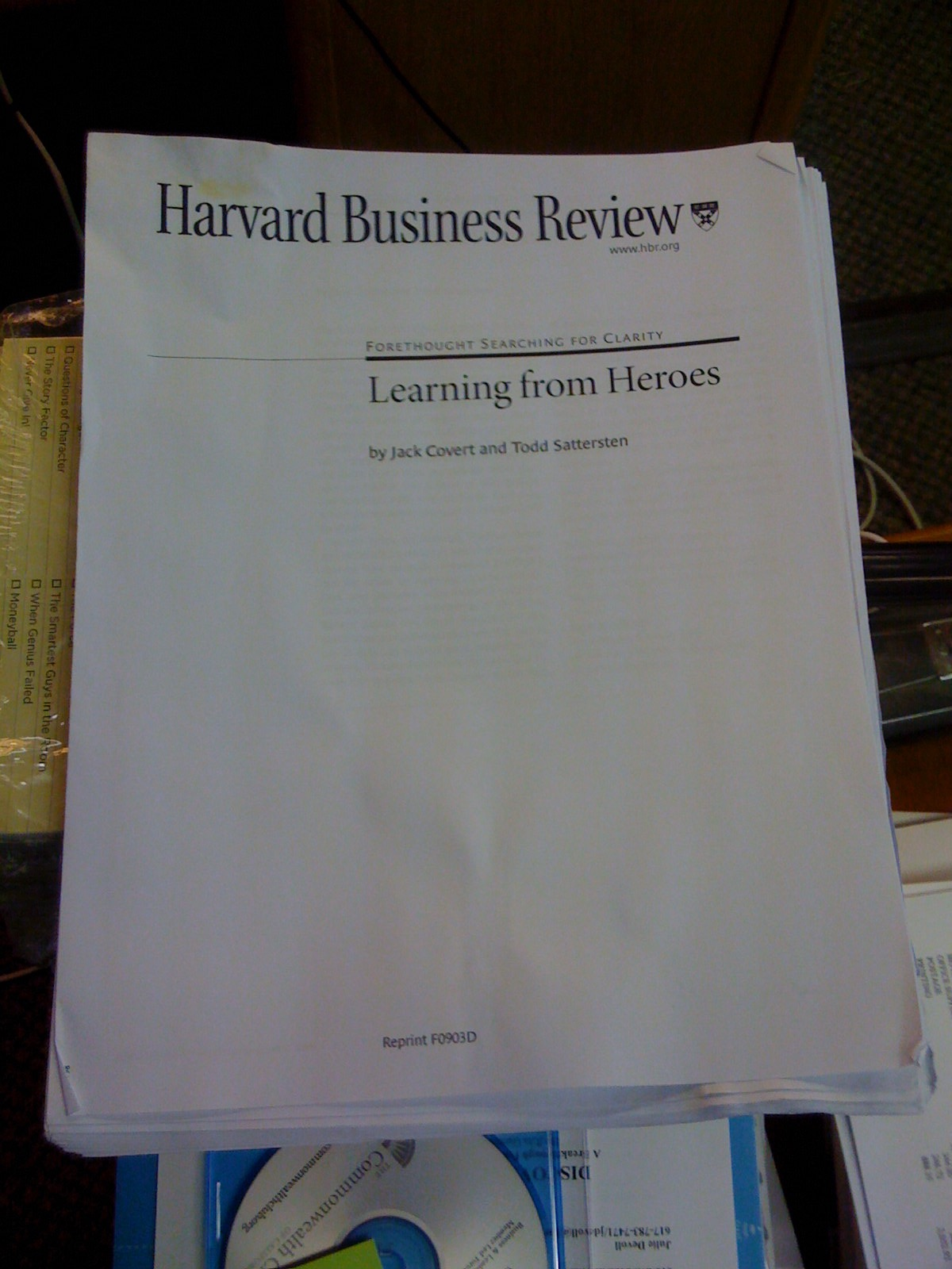 Which book best for term paper? (I need one by Monday)?
